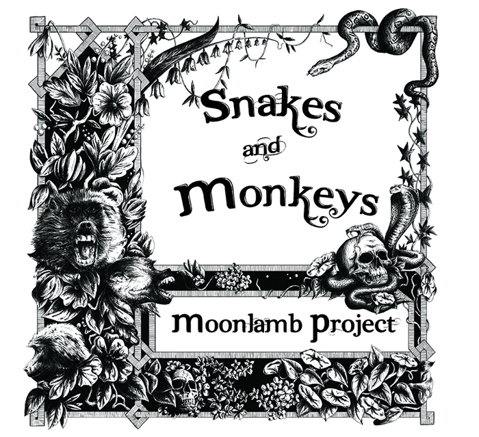 Snake and Monkeys - Moonlamb Project